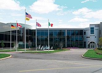Parker Hannifin - Parker Hannifin's Headquarters in Cleveland, Ohio
