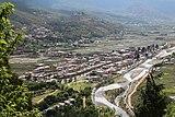 Paro town, Bhutan 01.jpg