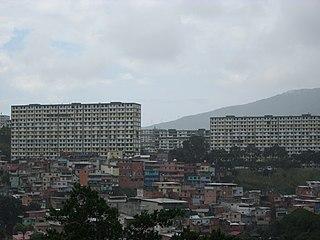 23 de Enero Parish in Distrito Capital, Venezuela