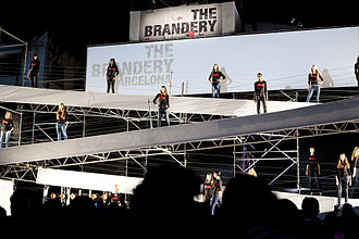 The Brandery - Catwalk at The Brandery, January 2011