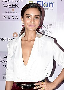 Patralekha snapped attending the Lakme Fashion Week 2018.jpg