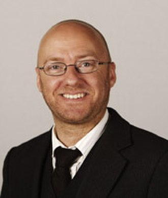 Scottish Parliament election, 2016 - Image: Patrick Harvie MSP20110510