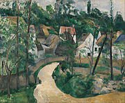 Paul Cézanne - Turn in the Road - Google Art Project.jpg