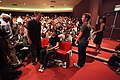 Paul Graham and Mark Zuckerberg say hi (5090069380).jpg