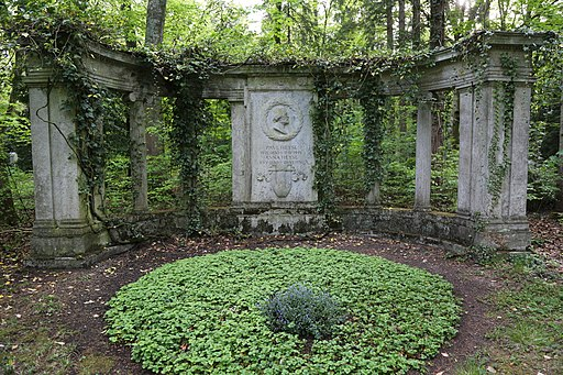 Paul Heyse Waldfriedhof München 0703