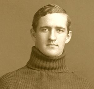 Paul Jones (judge) - Jones cropped from 1902 Michigan team photo