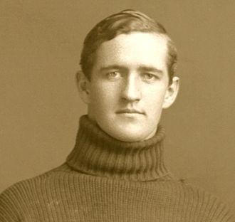 Paul Jones (judge) - Jones cropped from 1902 Michigan team photo