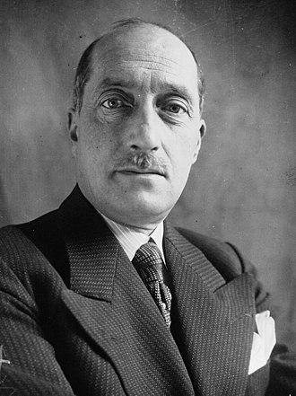 Paul Marchandeau - Paul Marchandeau, member of the Marne (1933)
