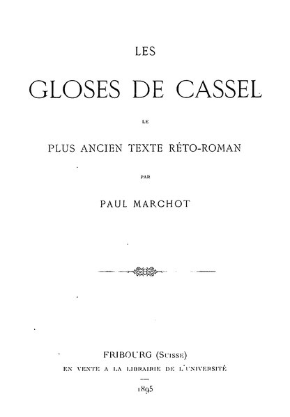 File:Paul Marchot - Les Gloses de Cassel.djvu