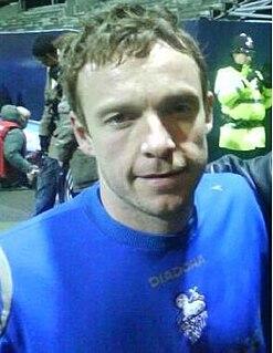 Paul McKenna (footballer) British footballer