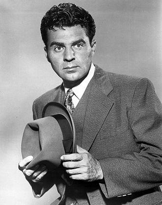 Paul Picerni - Picerni as Untouchable Lee Hobson (1961)