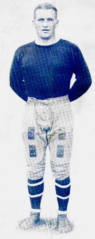 Paul Hogan (American football) - Image: Paul T. Hogan 1926