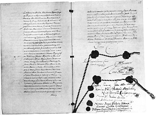 Peace of Westphalia, Treaty of Osnabrück