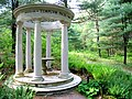 Peace temple 2, Tower Hill Botanic Garden.JPG