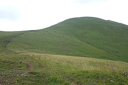 Peak of cigota in Zlatibor.JPG