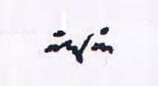 Per Åhlin - Image: Per Åhlin signature
