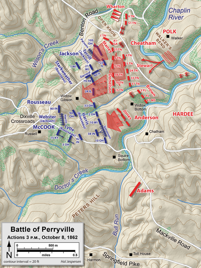 Perryville 1500
