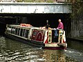 Perseus on the Regent's Canal - geograph.org.uk - 752911.jpg