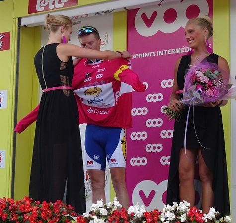 Perwez - Tour de Wallonie, étape 2, 27 juillet 2014, arrivée (D31).JPG