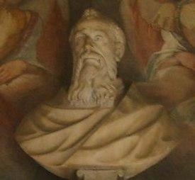 Peter Damian bust.JPG