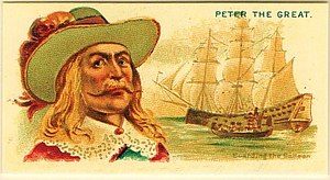 Pierre le Grand (pirate) - Peter The Great - pirate