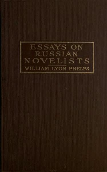 File:Phelps - Essays on Russian Novelists.djvu