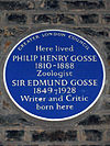 Philip and Edmund Gosse - Blue Plaque.jpg