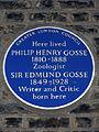 Philip and Edmund Gosse - Blue Plaque.jpg