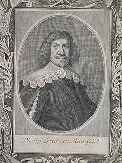 Philipp von Mansfeld German noble