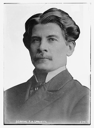 Philippe-Auguste Choquette - Image: Philippe Auguste Choquette (January 6, 1854 – December 20, 1948) circa 1915