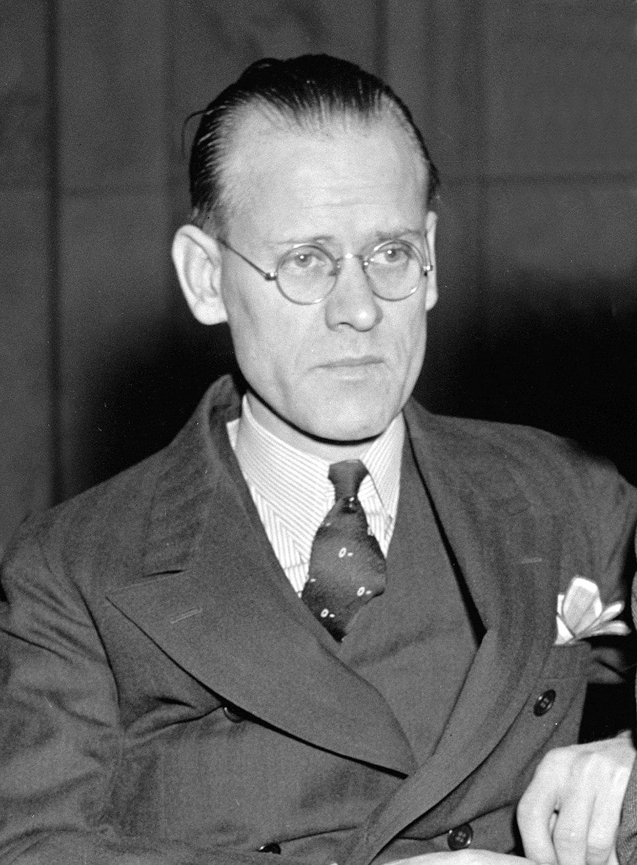 Philo T Farnsworth