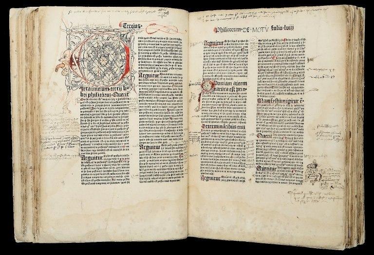 Phisicorum ca. 1485 .