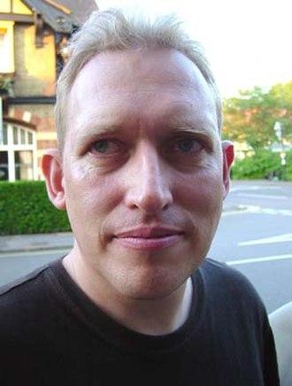 Mark D - Image: Photograph of Mark D
