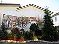 Piazza delle Erbe Cesenatico addobbata per le feste natalizie 2019.jpg