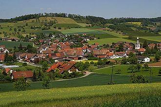 Schleitheim - Image: Picswiss SH 04 01