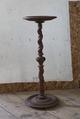 Piedestal med vridet ben - Skoklosters slott - 103936.tif
