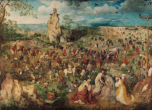Cristo llevando la cruz  Wikipedia la enciclopedia libre