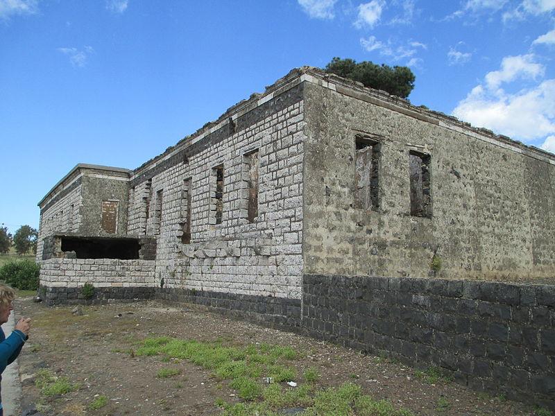 ארמון האמיר פאעור בפארק עורבים
