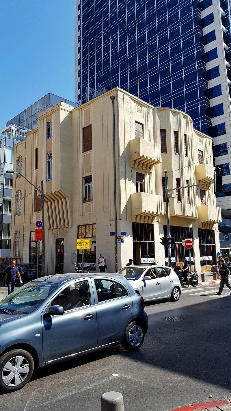 בית שיף בתל אביב