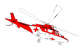 Pilatus Agusta A109 Flug-draw.png