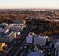 Pitäjänmäki from air.jpg