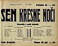 Plakat za predstavo Sen kresne noči v Narodnem gledališču v Mariboru 9. novembra 1930.jpg