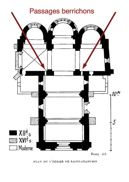 File:Plan eglise de Saint Jeanvrin Passage berrichon.png