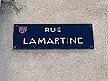 Plaque Rue Lamartine - Mâcon (FR71) - 2021-03-01 - 1.jpg