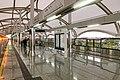 Platform of Yuandong Avenue Station (20191112163130).jpg