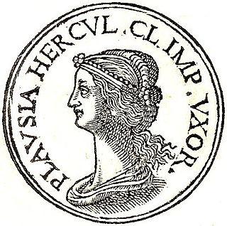 Plautia Urgulanilla wife of Claudius