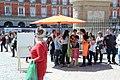 Plaza Mayor, Cuesta Moyano y barrio de Las Letras celebran el Día del Libro (02).jpg