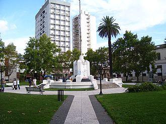 Pergamino - Merced Plaza.