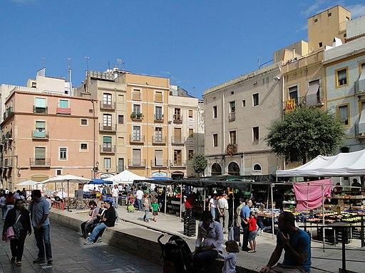 Plaza del Forum, Tarragona