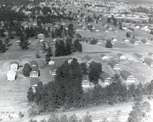 Aerial View of Camp Polk